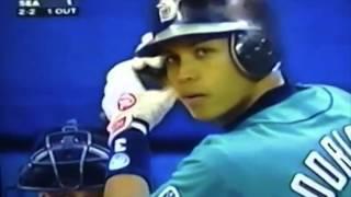 【メジャーリーグ MLB】Seattle Mariners全盛期のAロッドにバットは関係ないッ!!