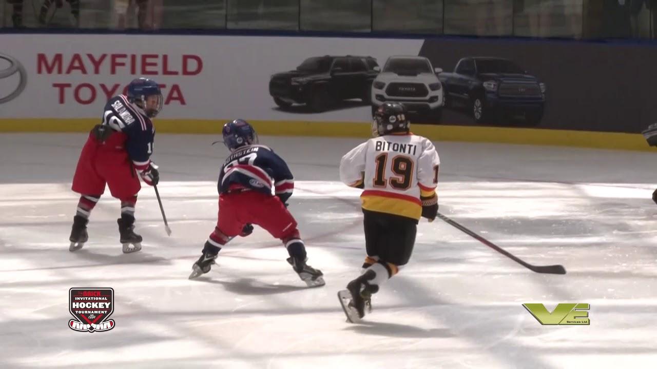 Game Winning Goals Day 2 2018 Brick Invitational Hockey