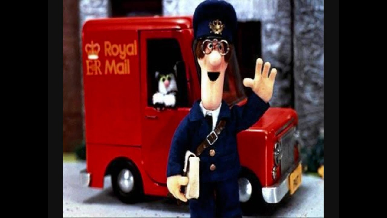 Postman Pat Hello Youtube Youtube