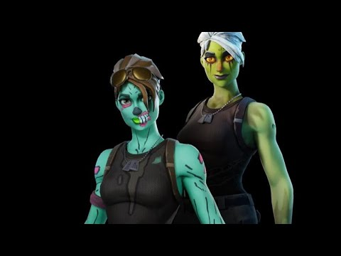 How To Enter This Ghoul Trooper And Peely Bone Skeleton Skin Giveaway!!