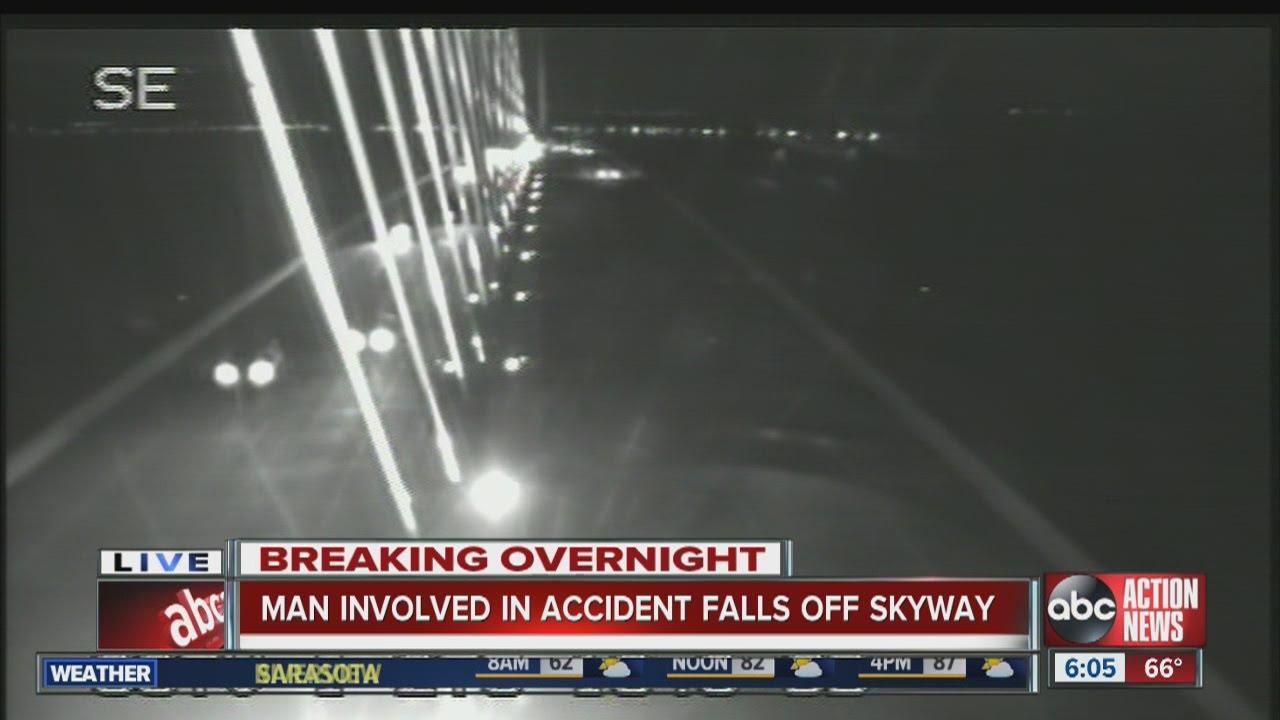 Skyway Bridge Accident  Car Picture