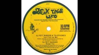 DJ Fett Burger - Burgertrip