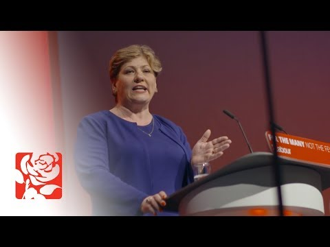 Emily Thornberry's Speech to Labour Conference