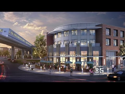 New BART Transit Village In Walnut Creek To Address Parking And Housing Issues