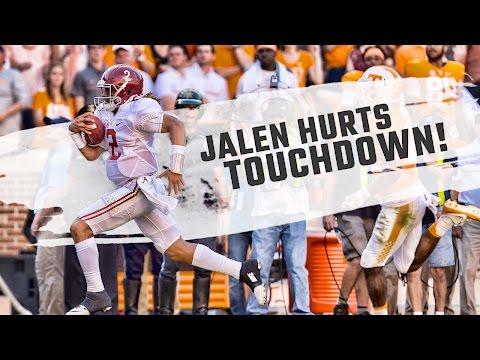 Watch Jalen Hurts