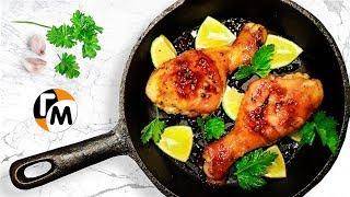 Куриные ножки на сковороде - супер сочные, вкусные! Курица в лаймовом соусе - Голодный Мужчина, №157