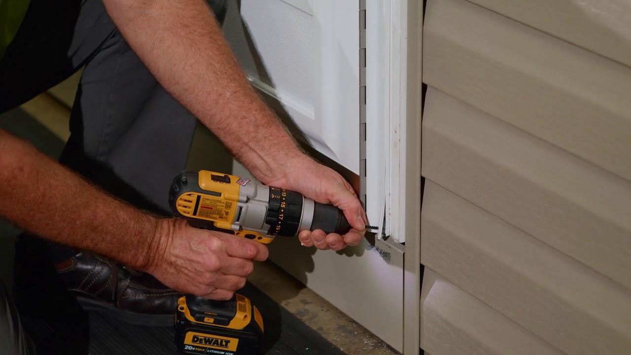 Storm Door Repair How To Remove The