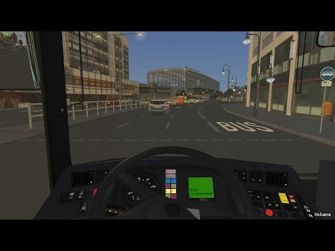 OMSI 2 Berlin X10 Route X10  Gameplay
