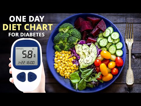 One Day Diet Chart for Diabetes | Health and Beauty