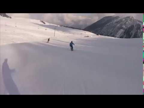 Chi ha ragione? Scontro tra sciatori