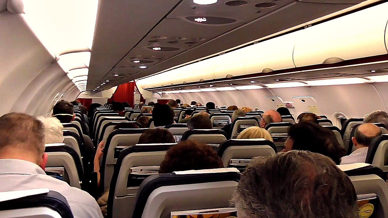 trip report aegean airlines airbus a320 thessaloniki munich economy class youtube
