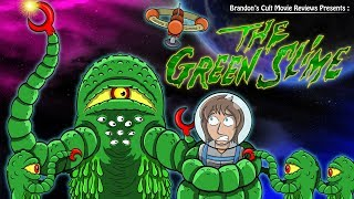 Brandon's Cult Movie Reviews: THE GREEN SLIME