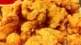 KFC Style Popcorn Chicken  Popcorn Chicken