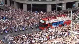 ロンドンオリンピック 凱旋パレード