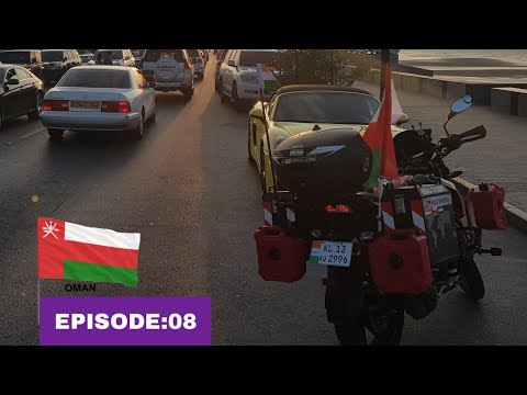 Kerala to Europe | EP:08| Oman national Day celebrations wit