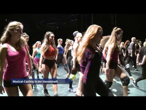 STARLIGHT EXPRESS ~ Open Audition in Hamburg