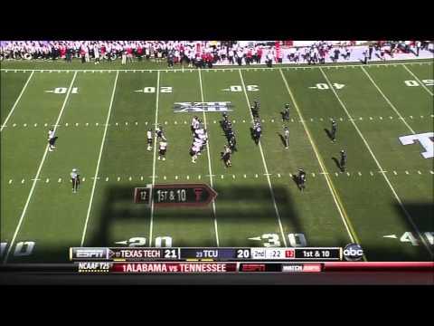 2012 TCU vs. Texas Tech