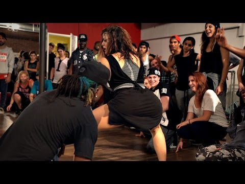 Chris Brown - Poppin | WilldaBeast Adams & Janelle Ginestra
