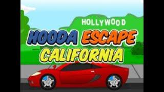 Hooda Escape California Walkthrough