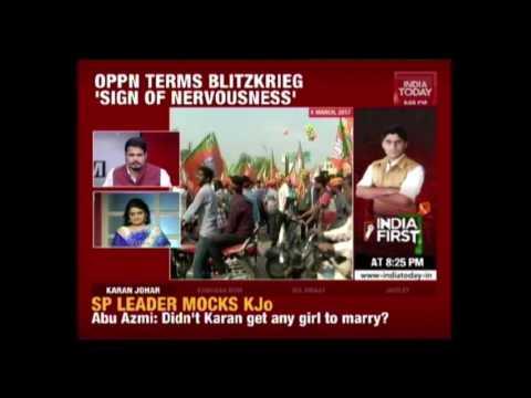 Uttar Pradesh Polls : BJP Hopes To Replicate 2014 Modi Wave