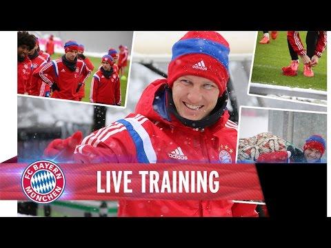 ReLive Training FC Bayern Februar