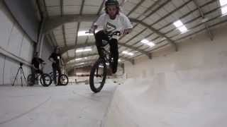 Adrenaline Alley Skate Park, Building Two Bmx