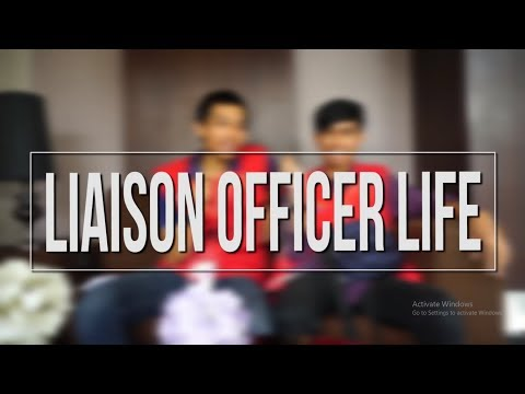 DAILY VLOG eps. LIAISON OFFICER (LO) LIFE