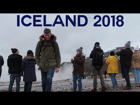 Trip to Iceland (Not the Supermarket)