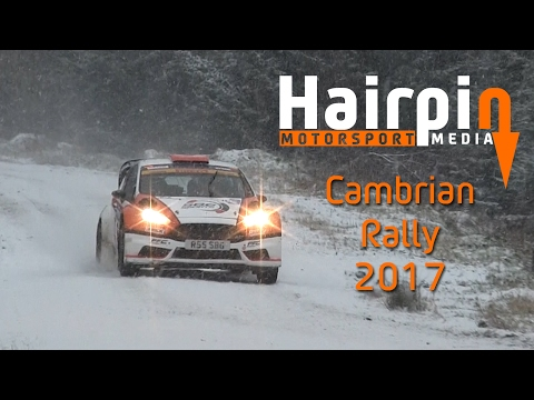 Cambrian Rally 2017 [HD]