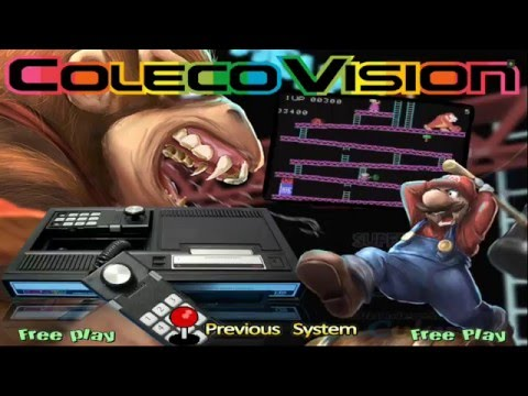 Android Hyperspin COLECOVISION setup using the ColEm and ColEm deluxe  emulators on Nvidia TV box!!! by Gavin Rae