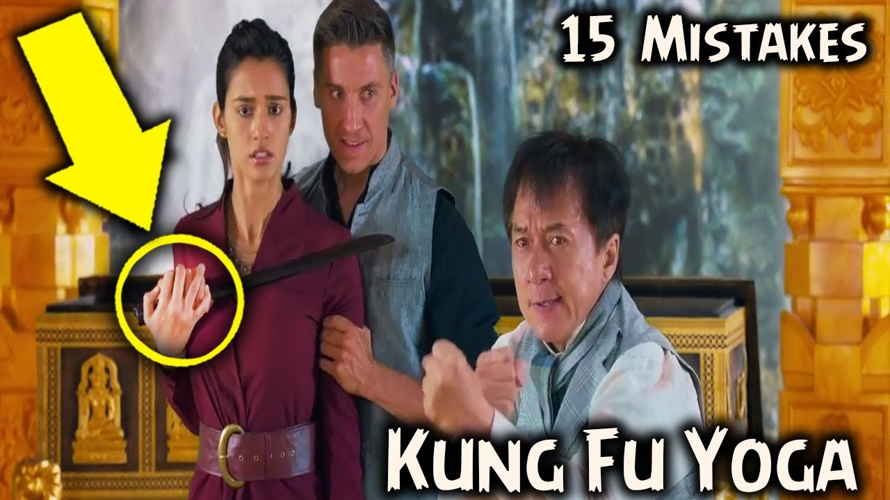 Download (15 Mistakes) Kung Fu Yoga 2017 | Movie Mistakes