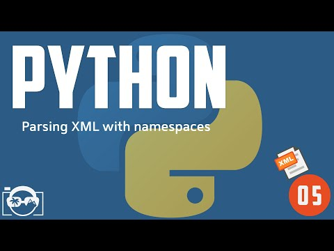Parsing XML With Namespaces In Python Using Xml.etree.ElementTree - Parsing Xml Document