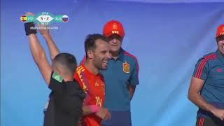 Евролига 2019 Суперфинал Россия Испания Все голы и лучшие моменты