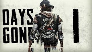 Zombiaki i motocykle!   Days Gone [#1]