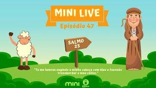 MINI LIVE IPNONLINE Ep 47: TU ME HONRAS UNGINDO A MINHA CABEÇA (Lic. Davi Medeiros) 15/09/2020