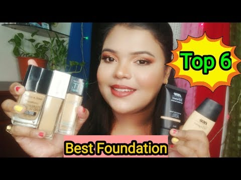 my-top-6-foundation-collection-|-foundation-under-rs800