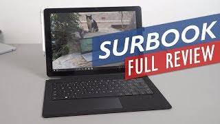 Chuwi Surbook Review - The Cheaper Surface Pro Alternative
