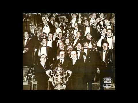 James Shepherd plays the cornet solo Napoli Black Dyke Mills 1967