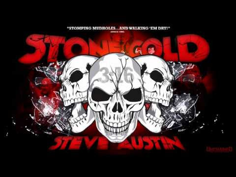 WWE Stone Cold Steve Austin Theme Glass Shattered extended