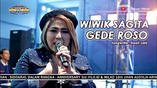 Wiwik Sagita - Gede Roso | Koplo NEW PALLAPA (LIVE) SPECIAL MILAD Jihan Audy 16th