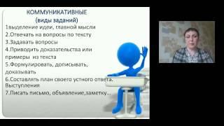 Диагностика результатов образования  Метапредметные результаты  на уроках русского языка в начальнои