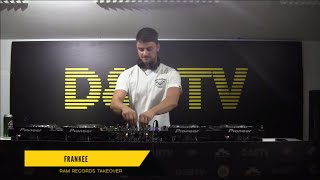 D&BTV Live #213 RAM Records takeover - Frankee YouTube Videos