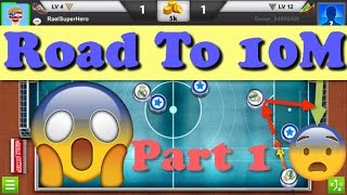 Soccer Stars : Road To 10M Coins - Part 1 - Nice Goals - Level 1