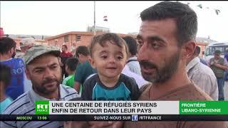 L'envoyé spécial de RT France en Syrie livre son analyse de la situation sur place