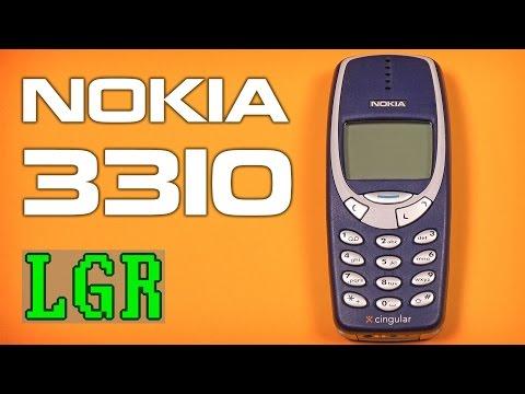 "LGR - Nokia 3310 ""Indestructible Phone"" Retrospective"