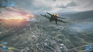 Battlefield 3   Epic Jet Transition on Foot to Tank Multi Kill REKTings!
