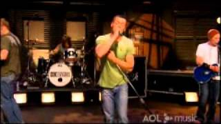 3 Doors Down-  It's Not My Time(AOL Sessions)