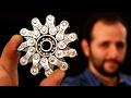 Hand Spinner 3.0 - Com corrente de bicicleta