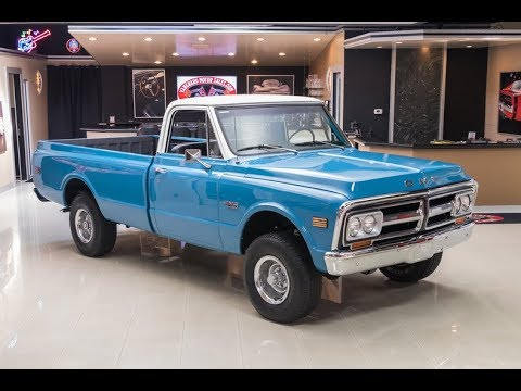 1972 Gmc Pickup For Sale Youtube