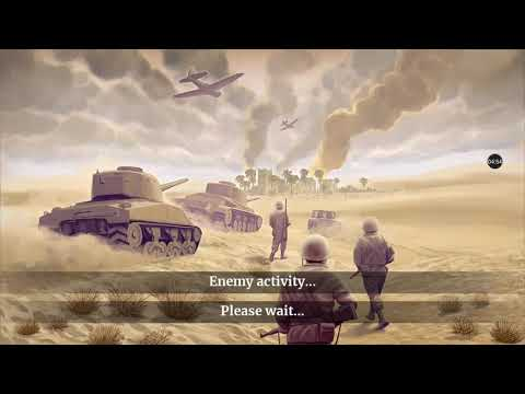 1943 Deadly Desert - Smoke and Ashes (Part 1) |